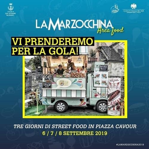 Area Food La Marzocchina