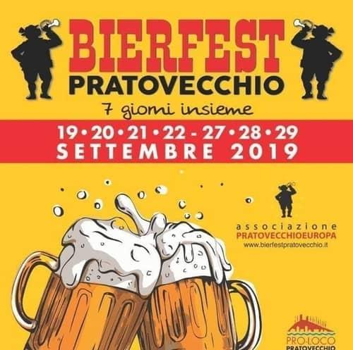 Bierfest Pratovecchio 2019
