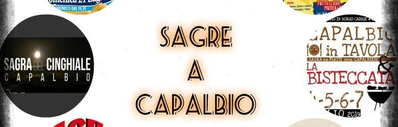 Eventi gastronomici Capalbio