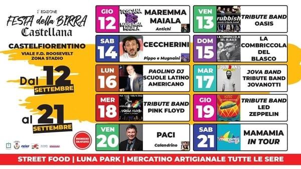 Festa Birra Castellana 2019