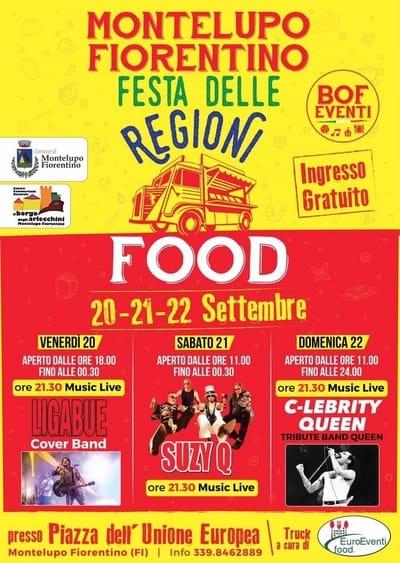 Festa delle Regioni Food 2019