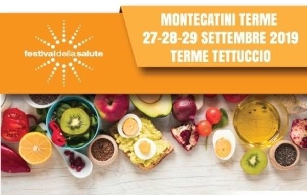 Festival della Salute 2019 a Montecatini Terme