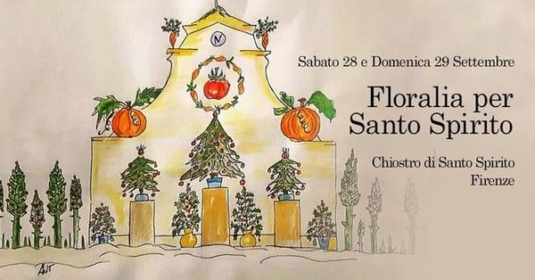Floralia Santo Spirito