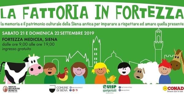 La Fattoria Fortezza Siena 2019