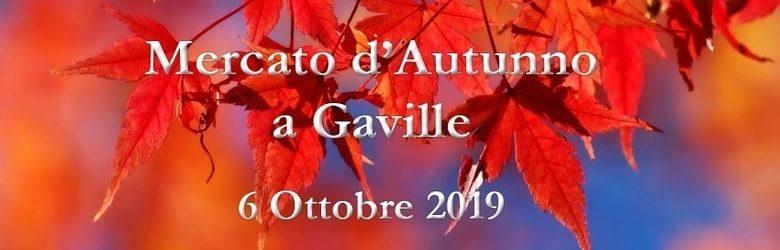 Mercatino Gaville Ottobre