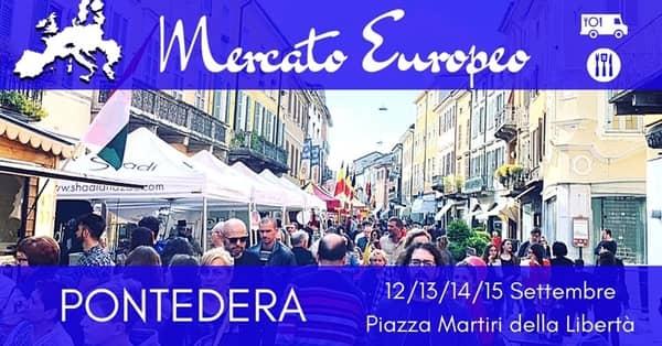 Mercato Europeo Pontedera 2019