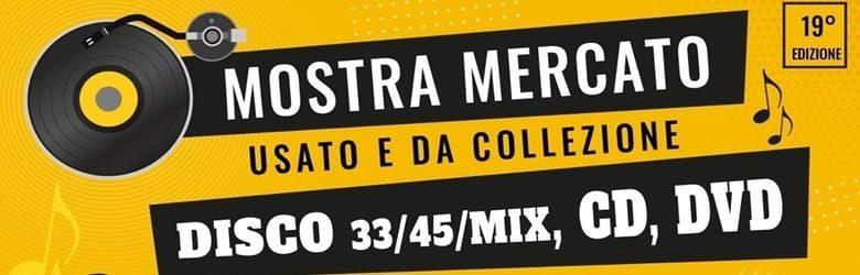Mostra Dischi Stazione Leopolda Pisa