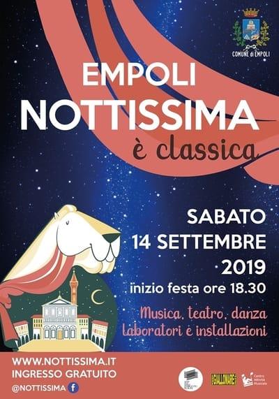 Nottissima Empoli 2019
