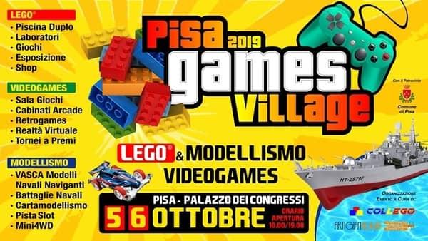Pisa Games Village