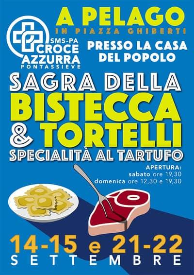 Sagra Bistecca Tortelli Pelago
