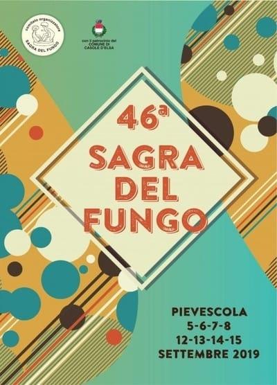 Sagra Fungo Pievescola 2019