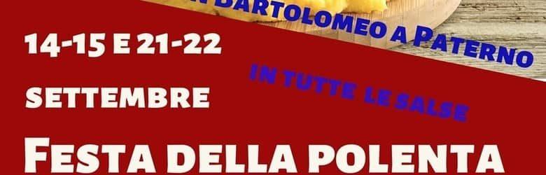 Sagra Polenta Castelfranco di Sotto