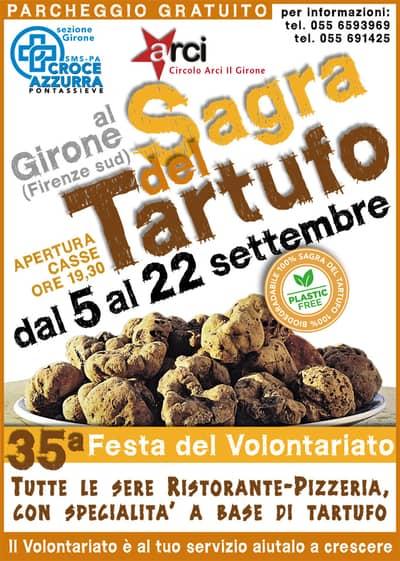 Sagra Tartufo Girone 2019
