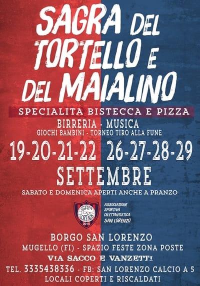 Sagra Tortello Maialino 2019