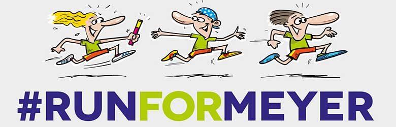 Run For Meyer 2019 - 23 Novembre Parco delle Cascine Firenze