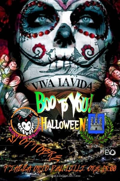 Boo to you 2019