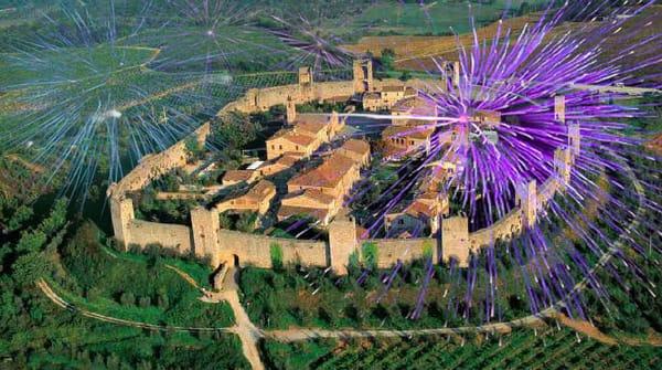Capodanno 2020 Monteriggioni