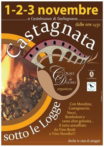 Castagnata 2019 Castelnuovo Garfagnana