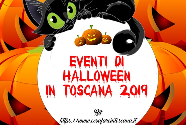 Eventi Halloween Toscana 2019