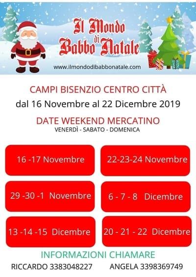 Eventi Natale provincia Firenze 2019