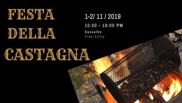 Festa Castagna 2019 Sassalbo