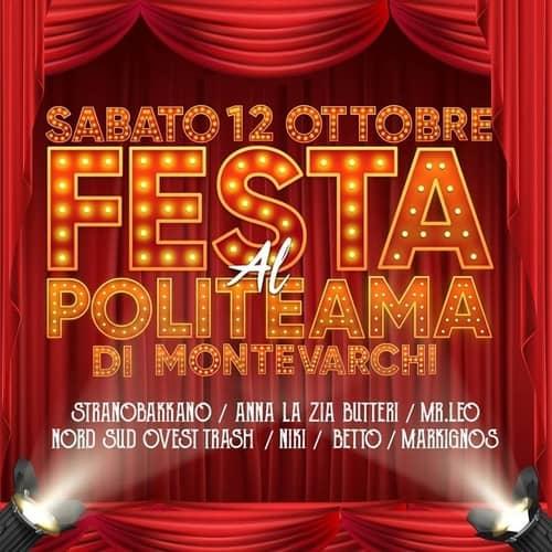 Festa Politeama Montevarchi 2019