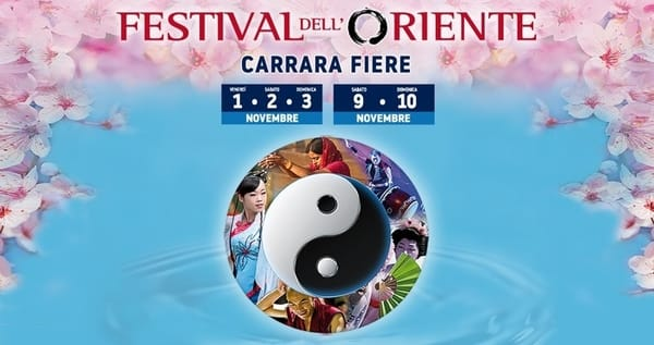 Festival Oriente Carrara 2019