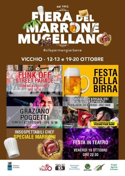 Fiera Marrone Vicchio 2019