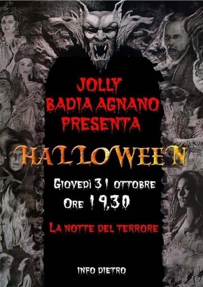 Halloween Badia Agnano 2019