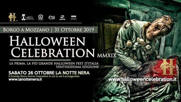 Halloween Borgo Mozzano