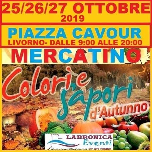 Mercatino Livorno Piazza Cavour