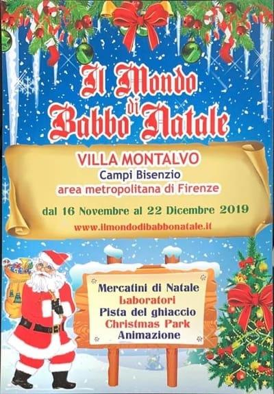 Mondo Natale Campi Bisenzio