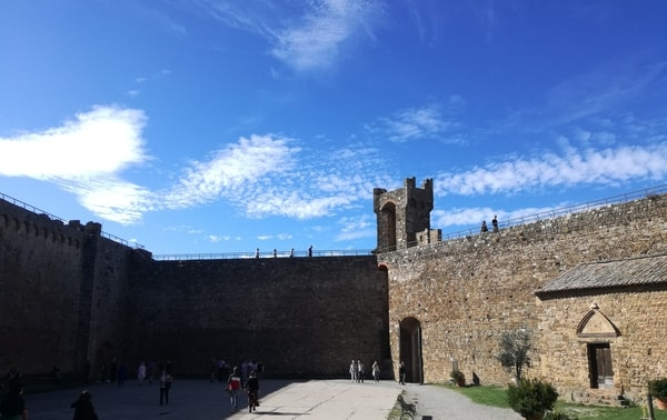 Montalcino Siena