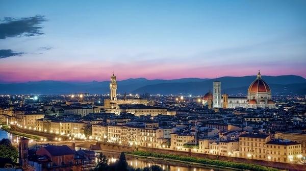 Posti romantici Firenze
