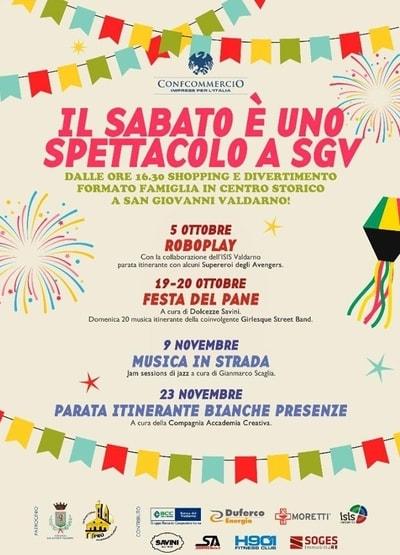 Sabato Spettacolo San Giovanni 2019