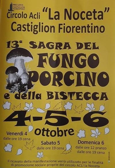 Sagra Fungo Porcino Noceta