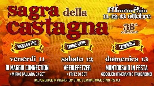 Sagra Montorsaio 2019