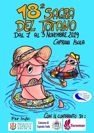 Sagra Totano Capraia 2019