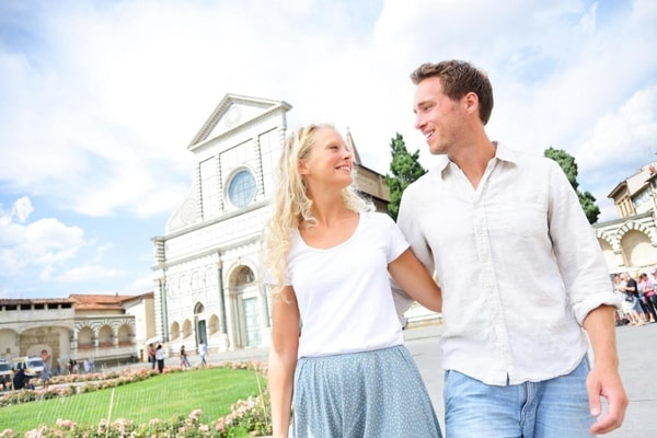 Weekend romantico Firenze centro