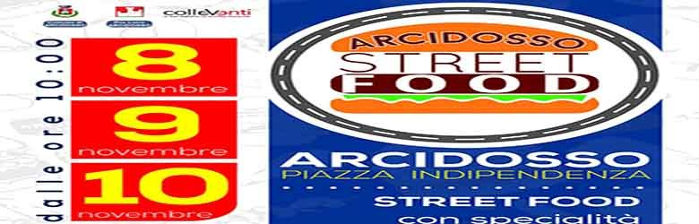 Arcidosso Street Food 2019 - Piazza Indipendenza