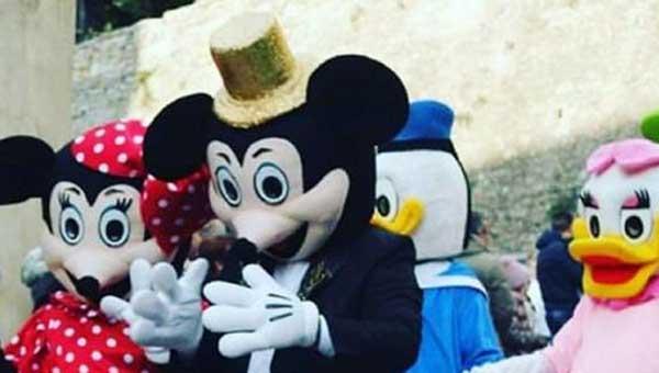 Grande Parata Disney ad Arezzo - 15 Dicembre 2019