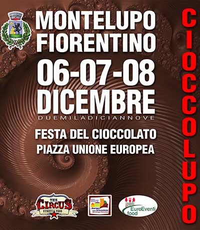 Manifesto Cioccolupo 2019 La festa del Cioccolato a Montelupo Fiorentino