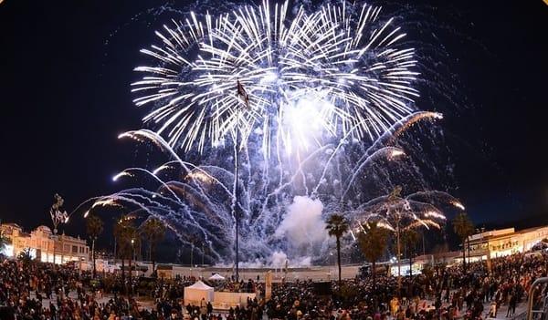 Capodanno Viareggio 2020
