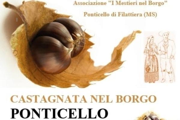 Castagnata Ponticello 2019
