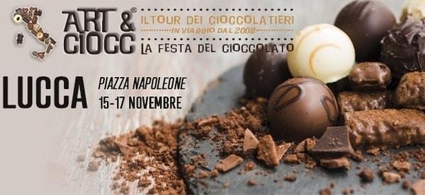 Festa Cioccolato Artigianale Lucca 2019