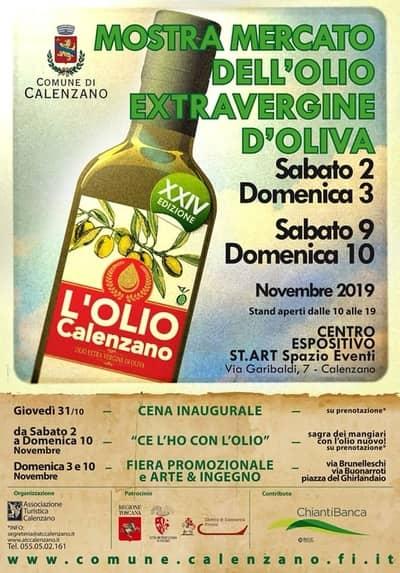 Fiera Olio Calenzano 2019