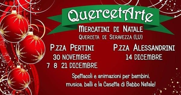 Mercatini Natale Seravezza 2019
