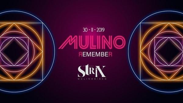 Mulino Remember 30 novembre