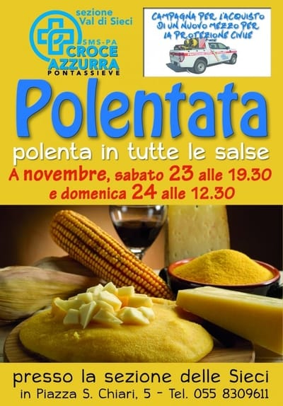 Polentata Sieci 2019