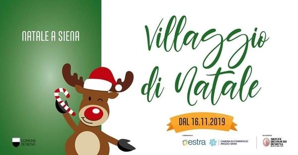 Villaggio di Natale Siena 2019